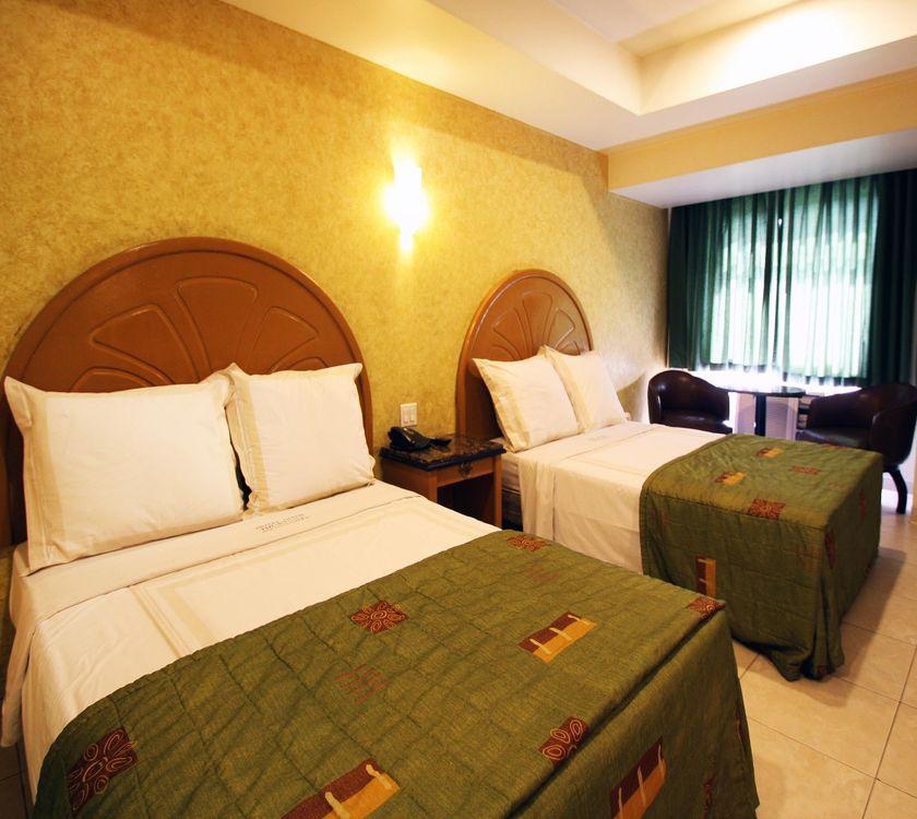 Habitación doble confort Hotel Astor Hotel Astor Tijuana