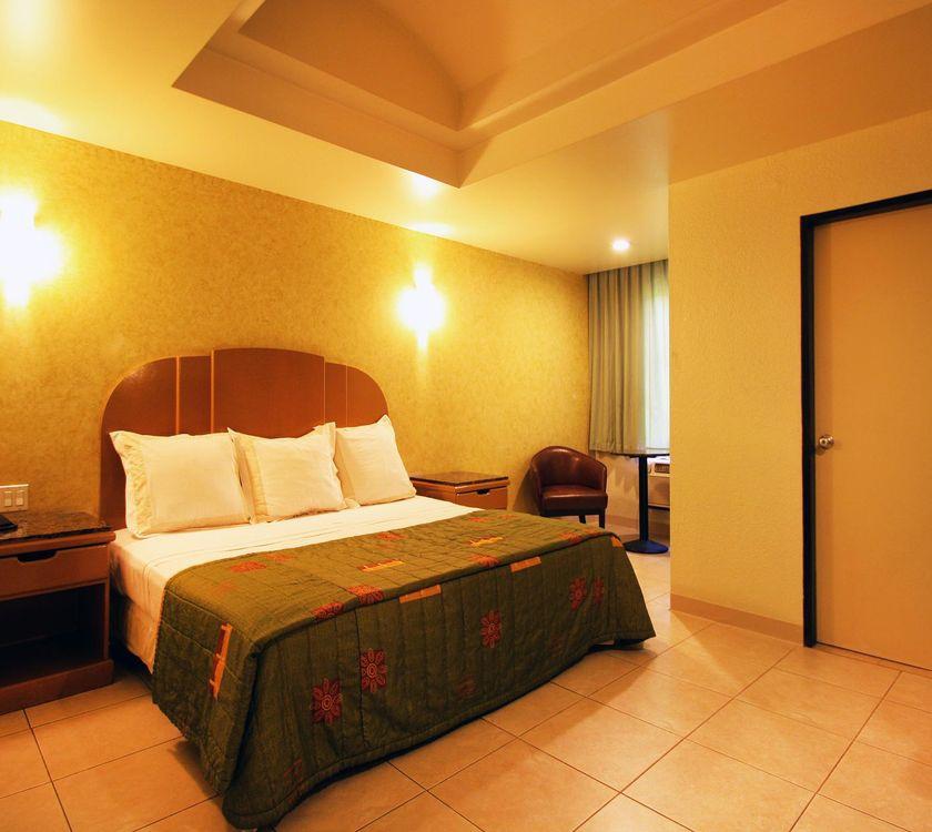 Habitación confort king Hotel Astor Hotel Astor Tijuana